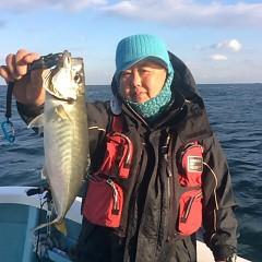 1月 6日 (土) 午後便・アジ釣りの写真その5