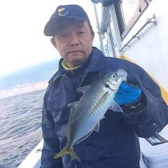 1月 6日 (土) 午後便・アジ釣りの写真その7