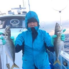 1月 6日 (土) 午後便・アジ釣りの写真その8