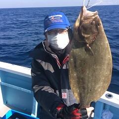 1月 16日 (火) 午前便・ヒラメ釣りの写真その1