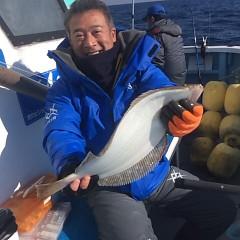 1月 16日 (火) 午前便・ヒラメ釣りの写真その2