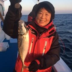 1月 19日 (金) 午後便・アジ釣りの写真その2