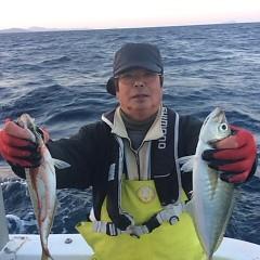 1月 19日 (金) 午後便・アジ釣りの写真その4