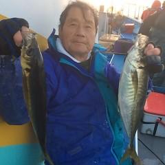 1月 19日 (金) 午後便・アジ釣りの写真その6