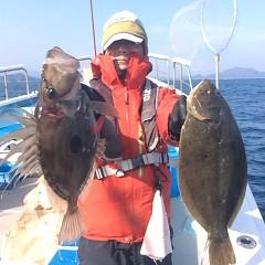 1月 20日 (土)  午前便・ヒラメ釣りの写真その2