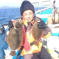1月 20日 (土)  午前便・ヒラメ釣りの写真その3