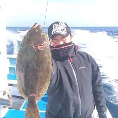 1月 20日 (土)  午前便・ヒラメ釣りの写真その4