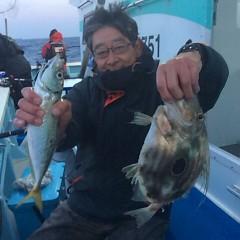 1月20日(土)午後便・アジ釣りの写真その4