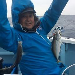1月28日(日)午前便・ヒラメ釣り・午後便・アジ釣りの写真その7