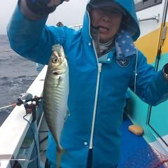 1月28日(日)午前便・ヒラメ釣り・午後便・アジ釣りの写真その9