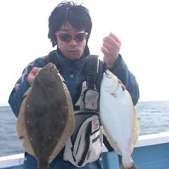 2月3日(土)午前便・ヒラメ釣りの写真その3