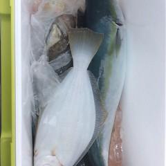 2月3日(土)午前便・ヒラメ釣りの写真その8