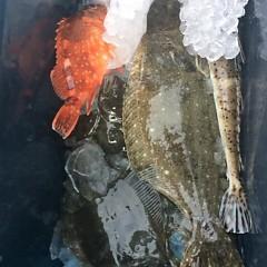 2月3日(土)午前便・ヒラメ釣りの写真その9