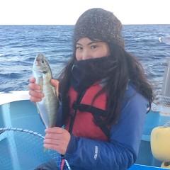2月7日 (水) 午後便・アジ釣りの写真その2