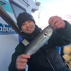 2月7日 (水) 午後便・アジ釣りの写真その3