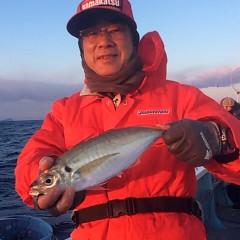 2月7日 (水) 午後便・アジ釣りの写真その5