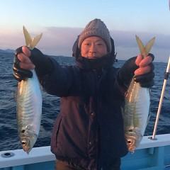 2月7日 (水) 午後便・アジ釣りの写真その6