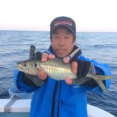 2月9日(金)午前便・泳がせ釣り・午後便・アジ釣りの写真その5