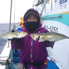 2月10日 (土) 午前便・アジ釣りの写真その1