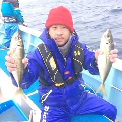 2月10日 (土) 午前便・アジ釣りの写真その2
