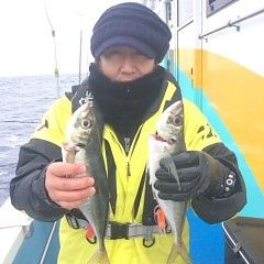 2月10日 (土) 午前便・アジ釣りの写真その4