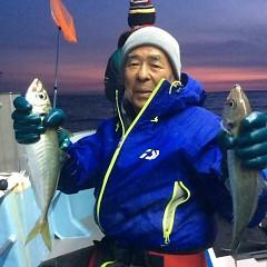 2月14日 (水) 午後便・アジ釣りの写真その2