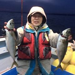 2月14日 (水) 午後便・アジ釣りの写真その3