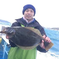 2月17日 (土) 午前便・ヒラメ釣りの写真その2