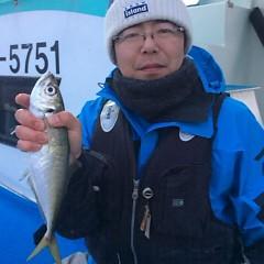 2月24日 (土) 午後便・アジ釣りの写真その1