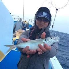 2月24日 (土) 午後便・アジ釣りの写真その2