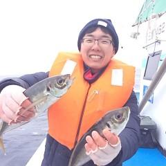2月25日 (日) 午前便・アジ釣りの写真その1