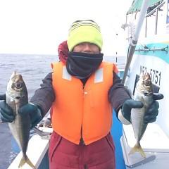 2月25日 (日) 午前便・アジ釣りの写真その2