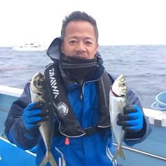2月25日 (日) 午前便・アジ釣りの写真その3