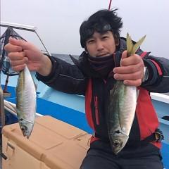 2月25日 (日) 午前便・アジ釣りの写真その4