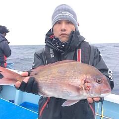 2月25日 (日) 午前便・アジ釣りの写真その6