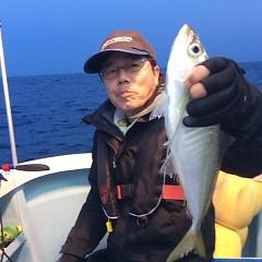 2月27日 (火) 午後便・アジ釣りの写真その1