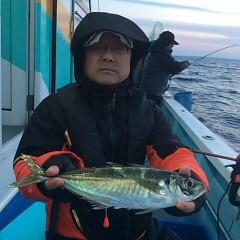 2月27日 (火) 午後便・アジ釣りの写真その3