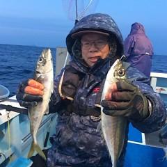 2月27日 (火) 午後便・アジ釣りの写真その4