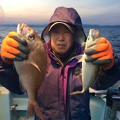 2月27日 (火) 午後便・アジ釣りの写真その5