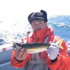 3月10日 (土) 午前便・アジ釣りの写真その1