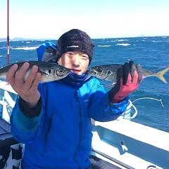 3月10日 (土) 午前便・アジ釣りの写真その2