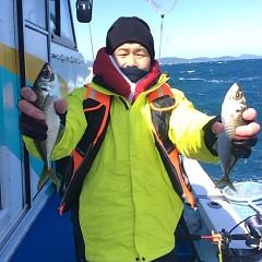 3月10日 (土) 午前便・アジ釣りの写真その3