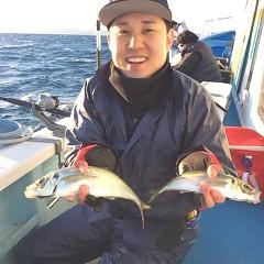 3月10日 (土) 午後便・アジ釣りの写真その5