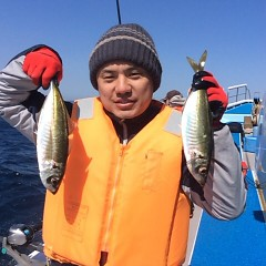 3月11日 (日) 午前便・午後便・アジ釣りの写真その5