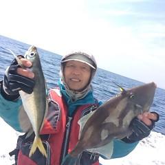 3月13日 (火) 午前便・午後便・アジ釣りの写真その1