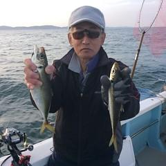 3月15日(木)  午後便・アジ釣りの写真その2