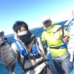 3月17日(土)  午前便・アジ釣りの写真その1
