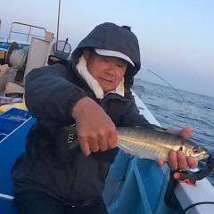 3月17日(土)  午後便・アジ釣りの写真その1