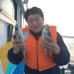 3月17日(土)  午後便・アジ釣りの写真その2