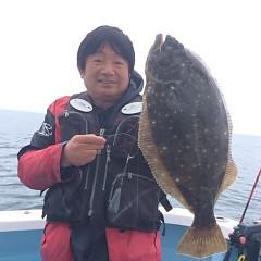 3月19日(月)  午後便・アジ釣りの写真その1